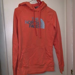 THE NORTH FACE PULLOVER HOODIE SIZE S